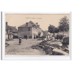 VIRLET : le bourg - tres...