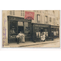 COLOMBES : boulangerie...