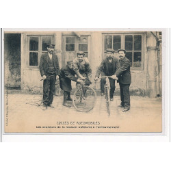 BOIS COLOMBE - Cycles et...