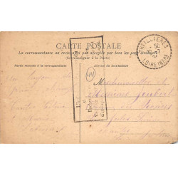 BIARRITZ - AVIATION - CARTE...