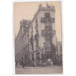 ANGERS : hotel continental...
