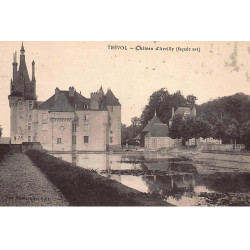 TREVOL : chateau d'avrilly...