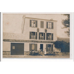 PLESSIS-TREVISE : hotel...