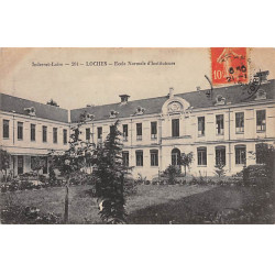 LOCHES - Ecole Normale...