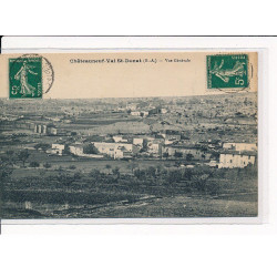 CHATEAUNEUF-VAL-ST-DONAT :...
