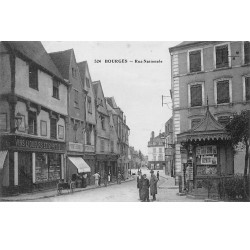 BOURGES - Rue Nationale -...