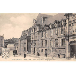 LISIEUX - Place Thiers -...