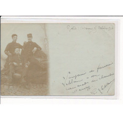 GIVET : Militaires, photo...