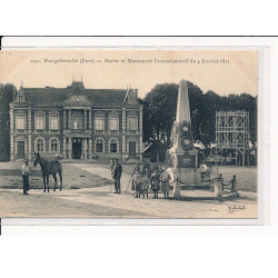 BOURGTHEROULDE : Mairie et...