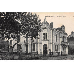BETCHAT - Mairie et Postes...