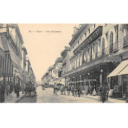 TOURS - Rue Nationale -...