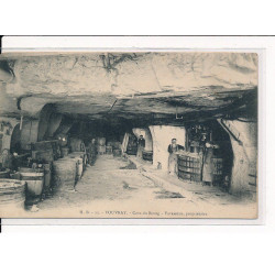 VOUVRAY : Cave du Bourg,...