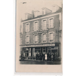 BOURIN : hotel d'orleans...