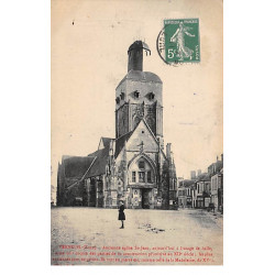 VERNEUIL - Ancienne Eglise...