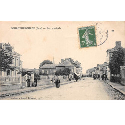 BOURGTHEROULDE - Rue...