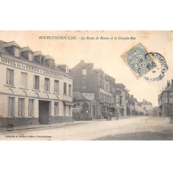 BOURGTHEROULDE - La Route...