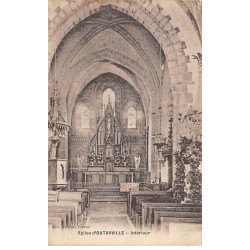 BERNAY : carte photo du...