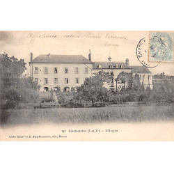 CHATEAUBOURG - L'Hospice -...