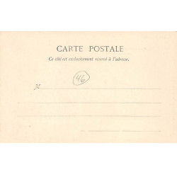 MEUSNES : carte photo de la...
