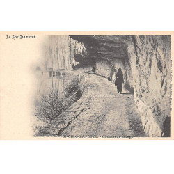 OUCQUES : carte photo de la...