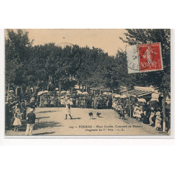 FOURAS : place carnot,...