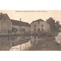 GRANCEY-sur-OURCE : moulin...