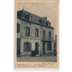 BOURG-D'IRE : hotel...