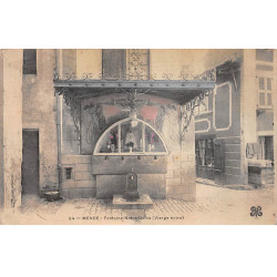 MENDE - Fontaine Notre Dame...