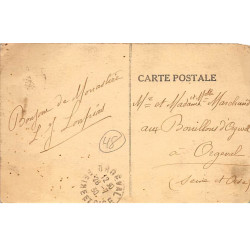 CHATILLON : carte photo de...