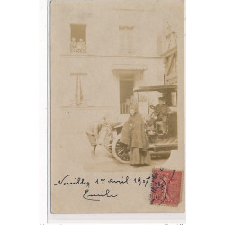 NEUILLY : voiture - tres...