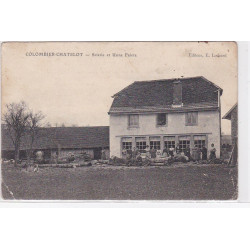 COLOMBIER CHATELOT :...