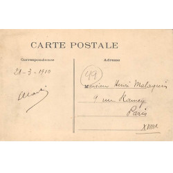 FOURAS : carte photo d'un...