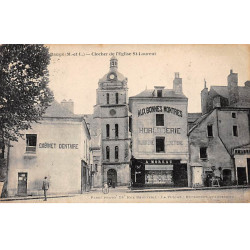 MARCILLY SUR EURE : carte...