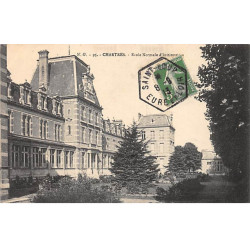 CHARTRES - Ecole Normale...