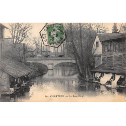 CHARTRES - Le Pont Neuf -...