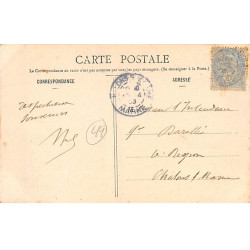 MONTFAUCON : carte photo de...