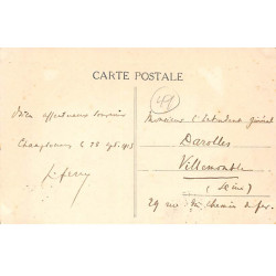 NEVERS : carte photo du...