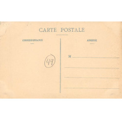 ASNIERES : carte photo d'un...