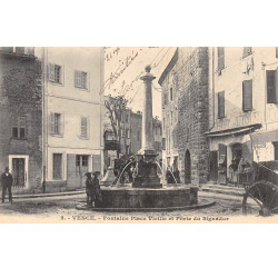VENCE - Fontaine Place...