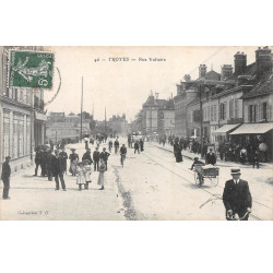 TROYES - Rue Voltaire -...