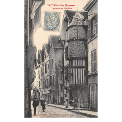 TROYES - Rue Champeaux -...