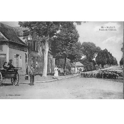 MAILLY - Route de Châlons -...