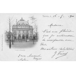 TROYES - Caisse d'Epargne -...