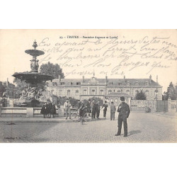 TROYES - Fontaine Argence...