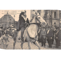TROYES - 12 septembre 1909...