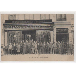 DUNKERQUE : magasin DUFOUR...
