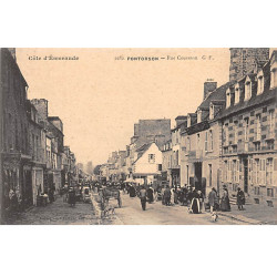 PARIS : carte photo de la...