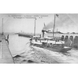 """CHERBOURG - Le Steamer """"""""..."""