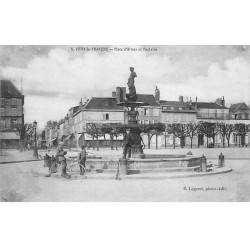 DENAIN - CARTE PHOTO -...