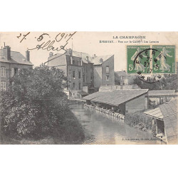 EPERNAY - Vue sur le Cubry...